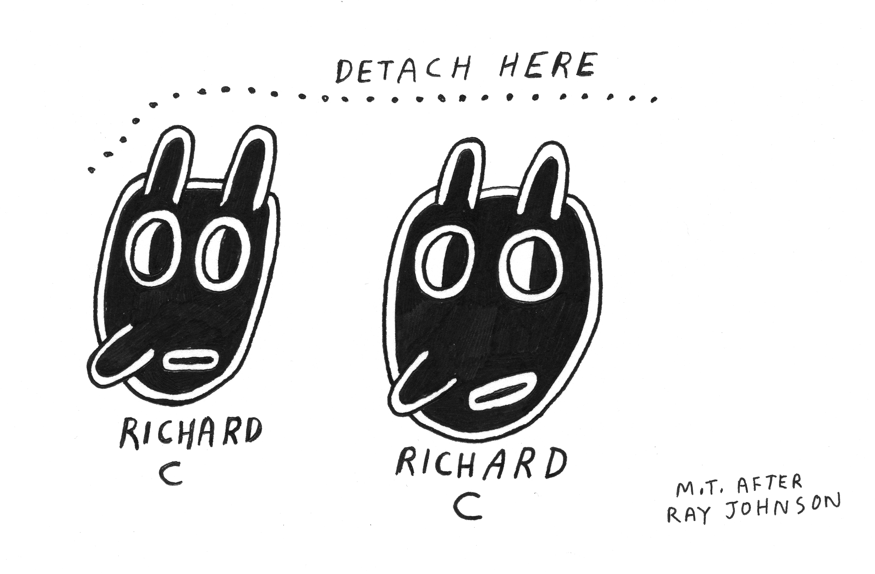 A Week in Culture: Matthew Thurber, Cartoonist