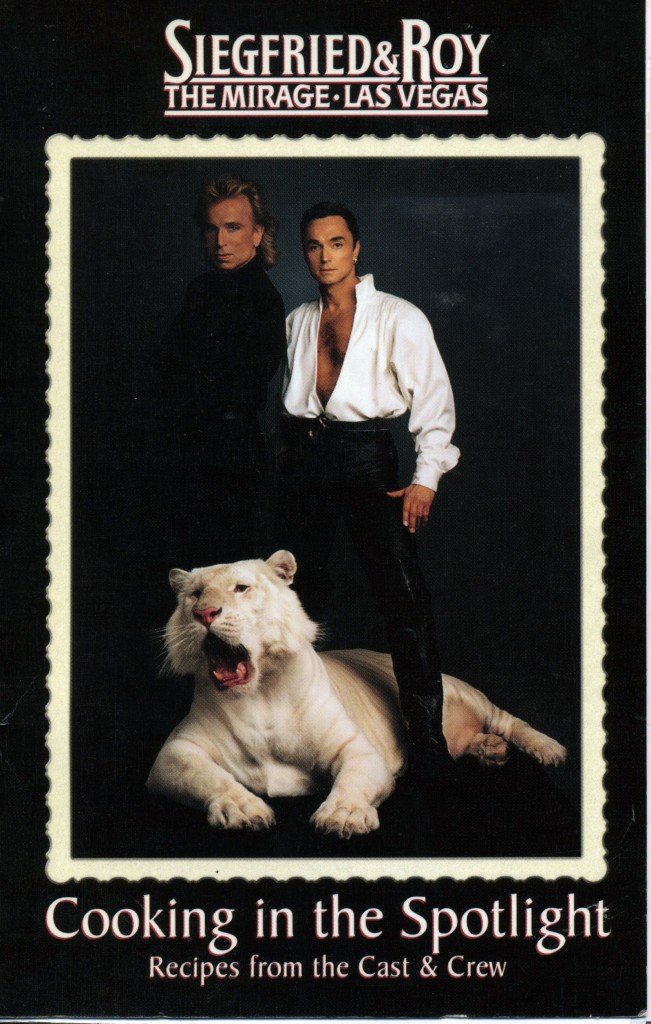 Siegfried and Roy Masters of the Kitchen