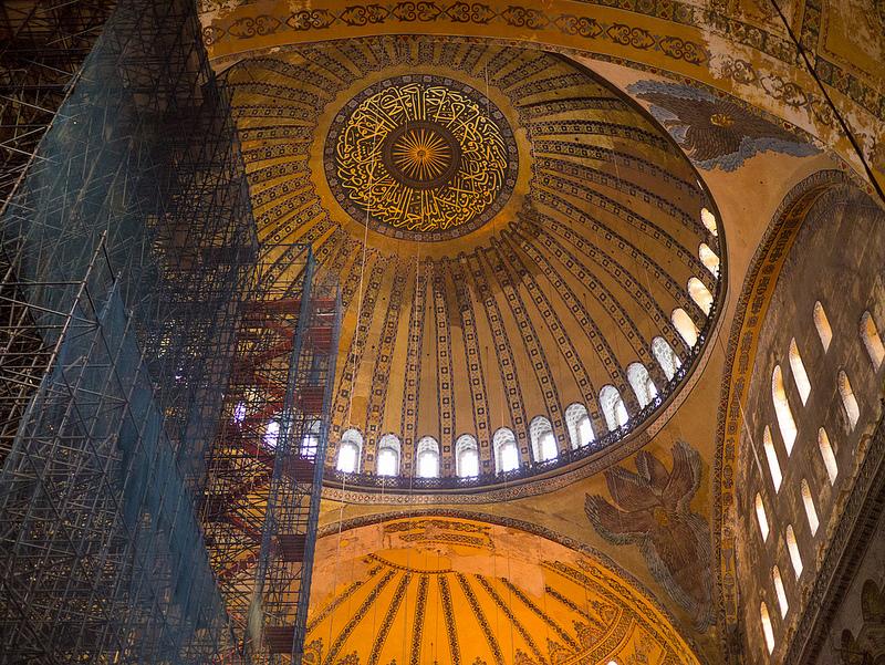Hagia Sophia Schezar Flickr