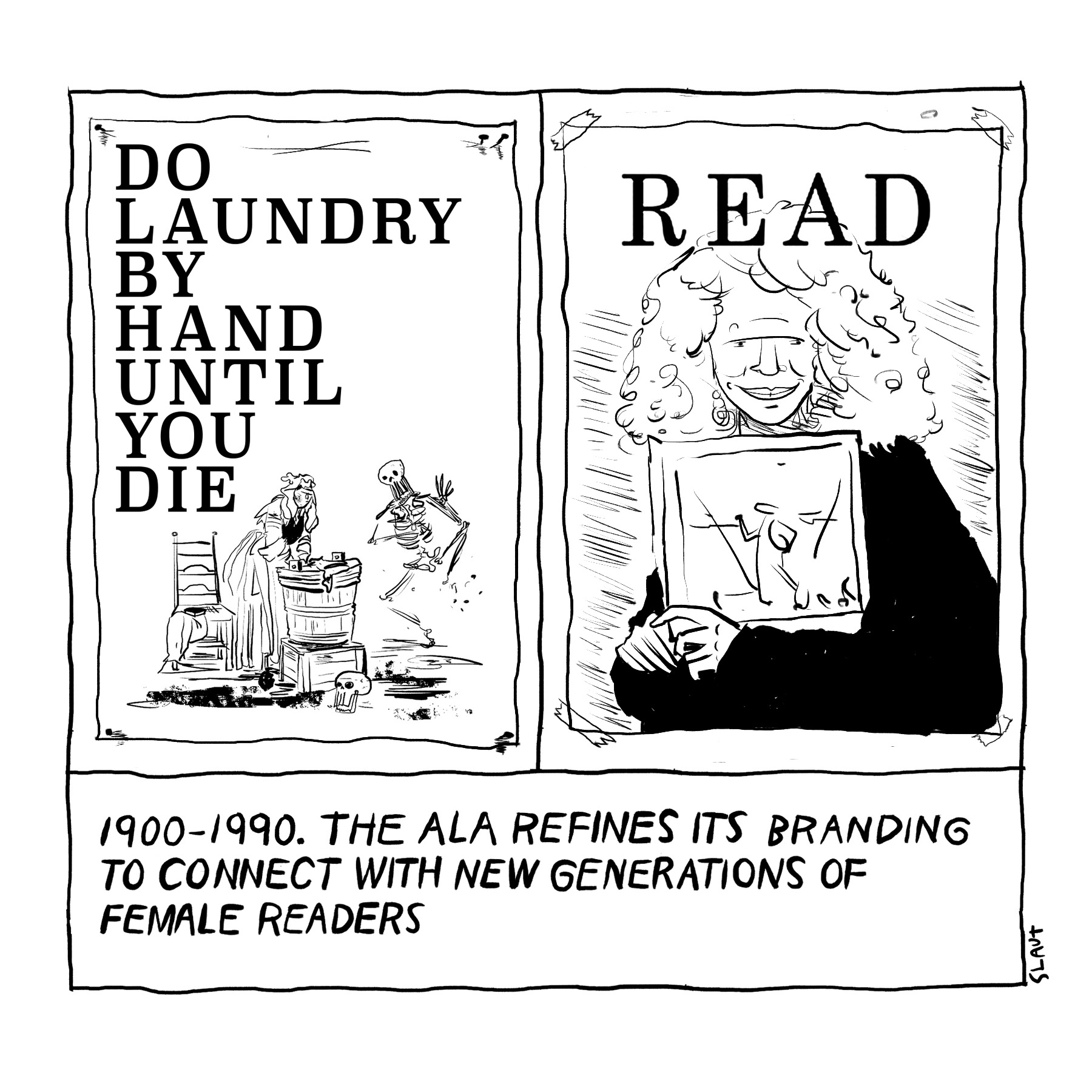Great Moments in Literacy: The American Library Association