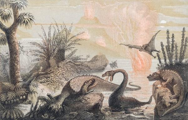 Paleoart Visions Of Prehistoric