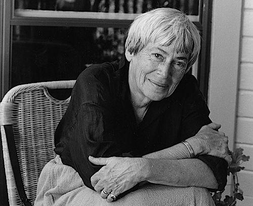 Paris Review - Ursula K. Le Guin. The Art of Fiction No. 221