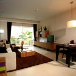 The Park Nine Srinakarin : Three Bedroom Suite