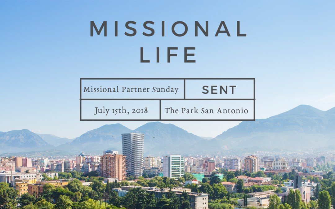Missional Partner Sunday