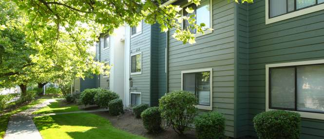 Parkwood Apartments In