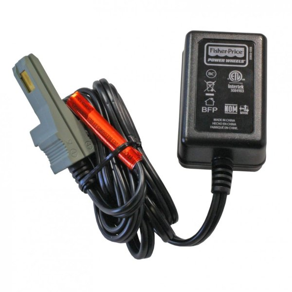 Power Wheels Charger 00801-1778 12 Volt Rechargeable Battery