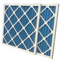 (6) Filters 16x25x1 MERV 8 Furnace Air Conditioner Filter