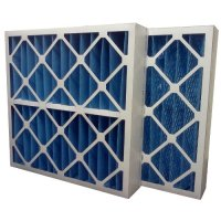 (6) Filters 16x25x4 MERV 8 Furnace Air Conditioner Filter