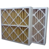 (6) Filters 16x25x4 MERV 11 Furnace Air Conditioner Filter