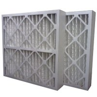 (3) Filters 16x25x4 MERV 13 Furnace Air Conditioner Filter