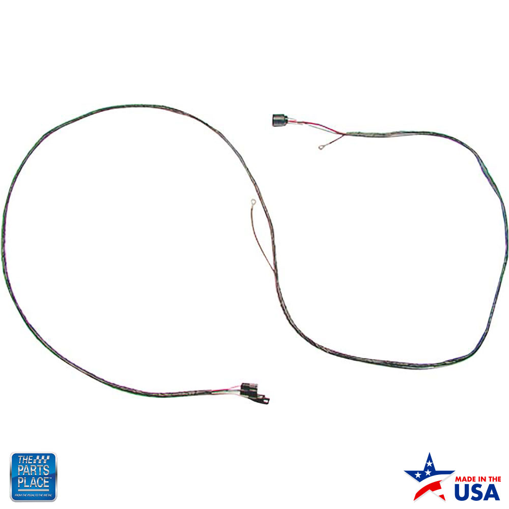 1964-1968 Chevy Cars Transistor Ignition Amplifier Harness