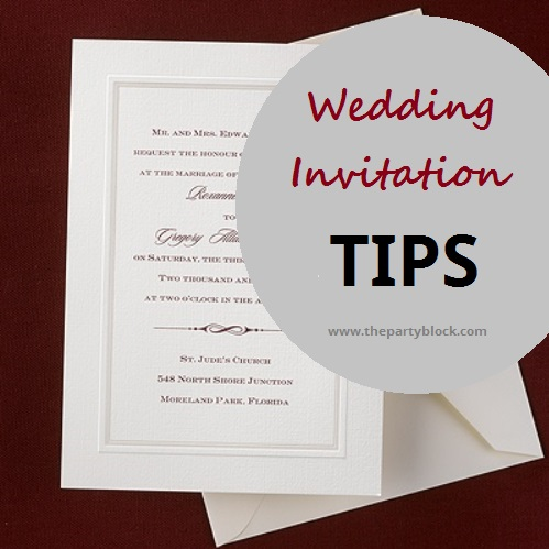 Words For Invitation 15 Wedding Wording Samples From