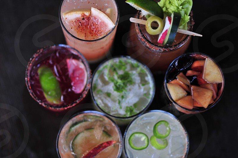 Different Cocktails