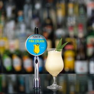 Pina Colada Cocktail By The Keg