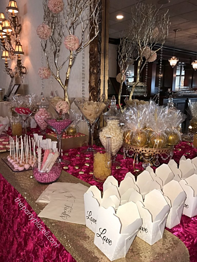 Candy Buffets  The Party Place LI  The Party Specialists