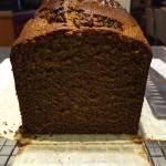 Soft Gingerbread Loaf