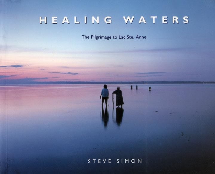 One of my first projects Healing Waters became a book.