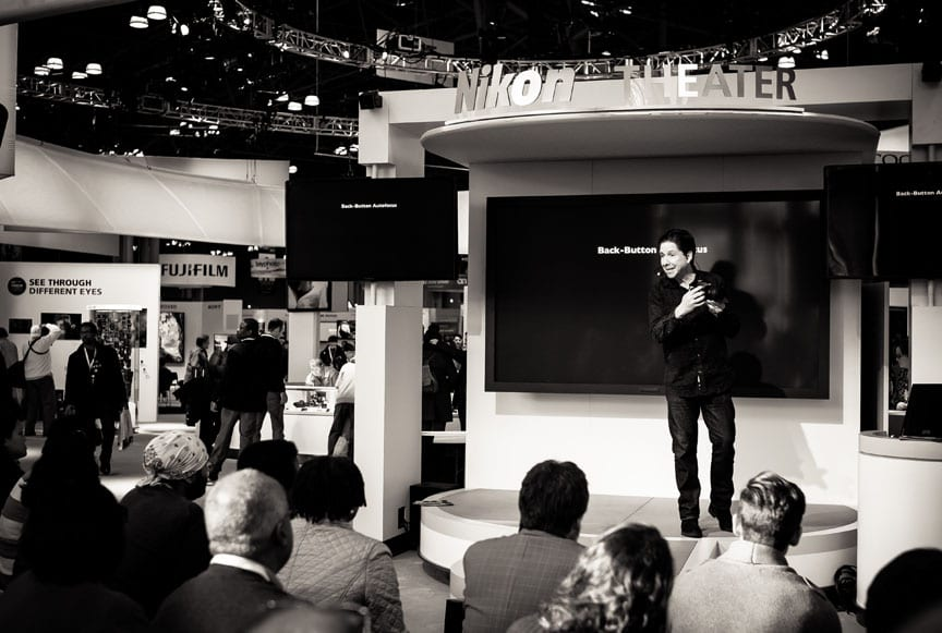 Photo Plus Expo – Nikon Stage