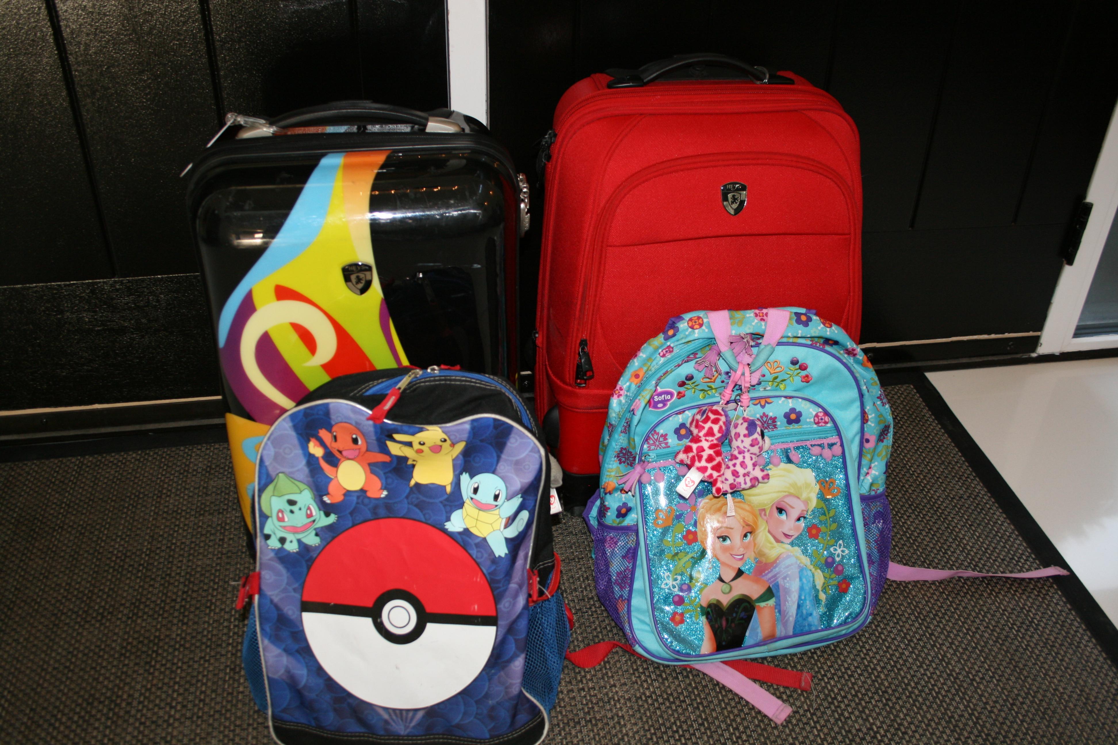 packing for kids the passport kids