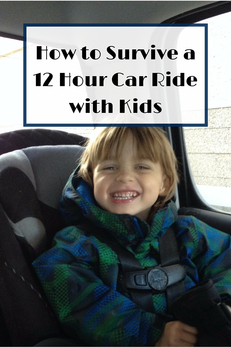 Watch How to Survive a Long Car Ride with Kids video