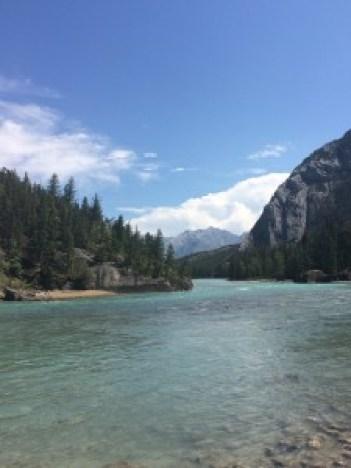 Banff Falls 2