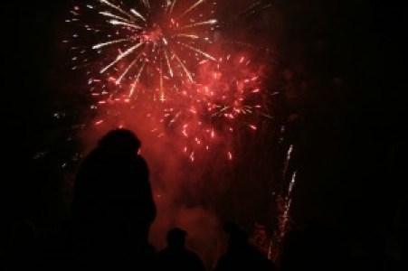 Fireworks Whitefish