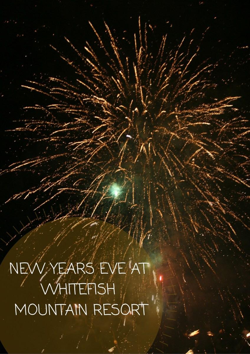 New Years Eve at Whitefish Mountain Resort