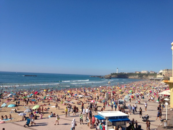 Find out some of the Best Things to do in Biarritz with Kids. Including the best beaches, food, hotels and fun things to do as a family in the beachside city of Biarritz in the Basque area of France.