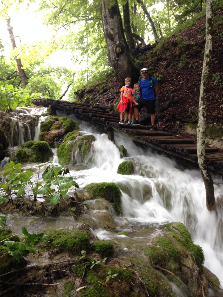 Find out everything you need to know for planning your 2 week travel itinerary of Croatia with kids. Including Dubrovnik, Split, Plitvice National Park, Krka National Park, and Dalmatian coastal including Brac island and beaches. Things to do in Croatia with kids and tips on where to go to make your Croatia family vacation easy and fun! #croatia #split #dubrovnik #plitvice #krka #dalmatian #brac #familytravel #itinerary #kidstravel