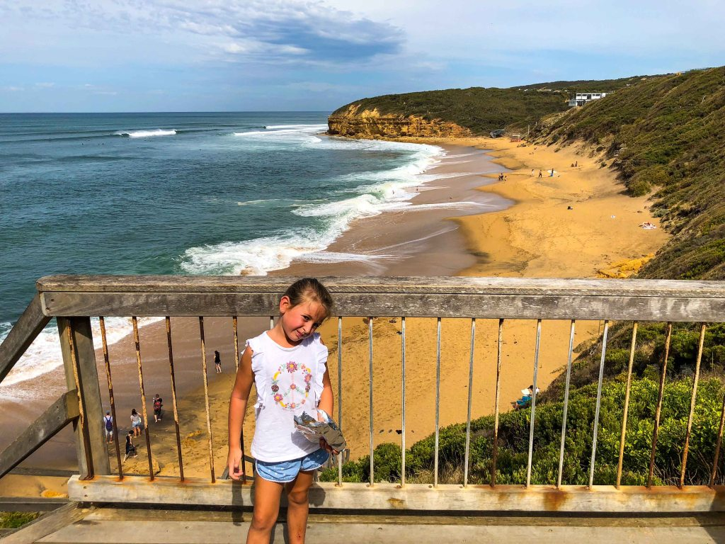 Find out all the best places to stop on the Great Ocean Road self drive in Australia. From Melbourne to Port Campbell with all the top spots to see along the coastal drive for this 4 day itinerary. Including 12 Apostles, London Arch, Gorge, Gibson Steps, Bells Beach, Port Campbell National Park and koalas in the wild! All the details you need to know about driving the Great Ocean Road! #australia #greatoceanroad #GOR #roadtrip #12Apolostles #portcampbell #apollobay #bellsbeach #londonarch #lorne