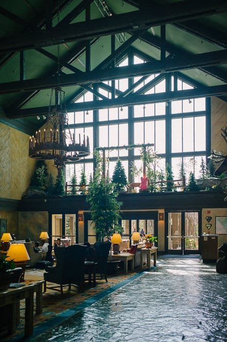 The Tenaya Lodge Inside A Stunning Luxury Yosemite Hotel  Lodge  The Passport Lifestyle