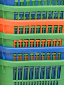 Use bins to organize anything