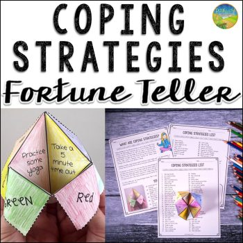 Practicing coping strategies with kids and young adults can help them learn to effective manage their anger, anxiety, and more. Use this hands-on and interactive craft to help manage stress and other tough emotions on the spot.