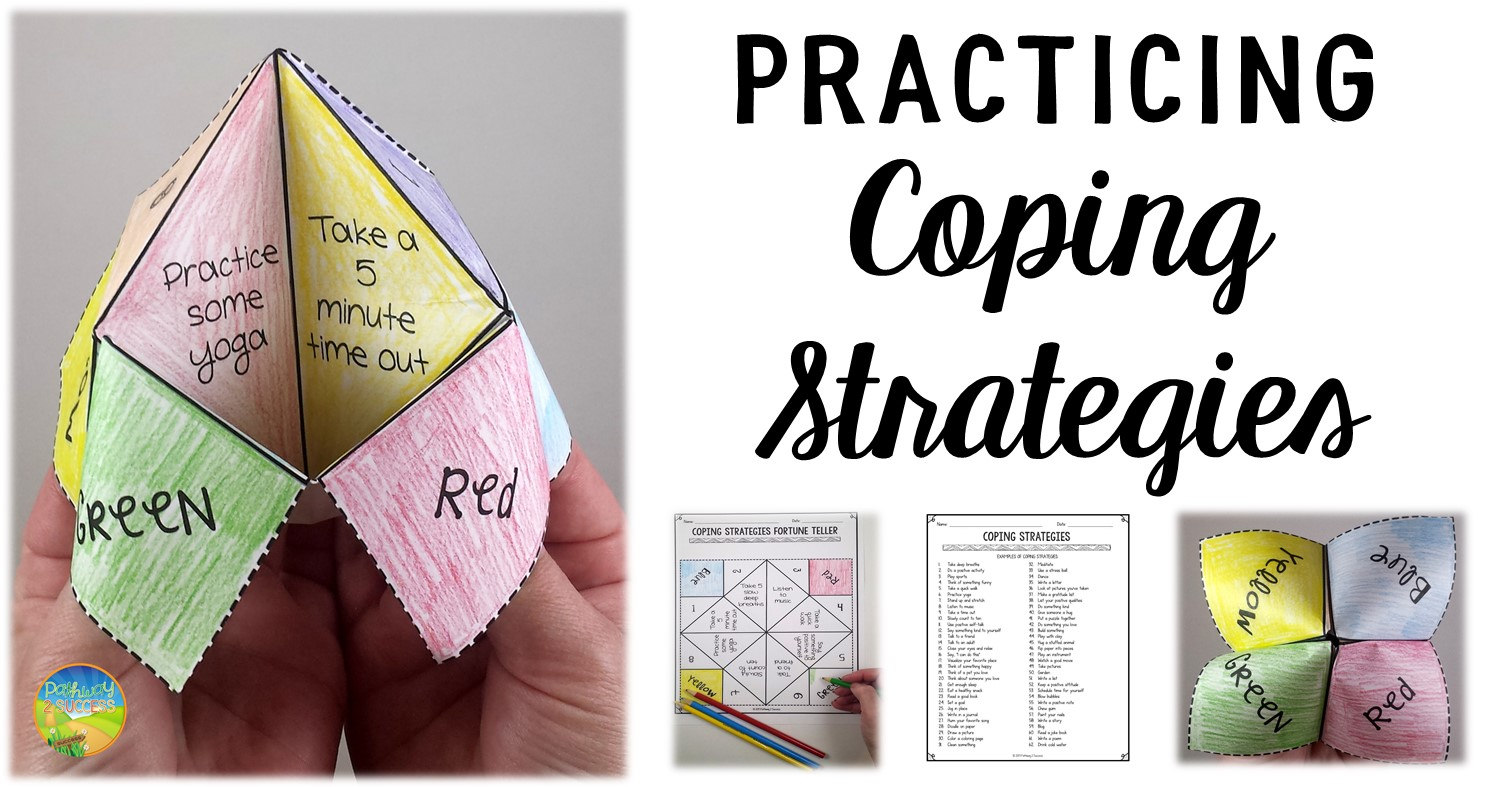 Practicing Coping Strategies With A Craft