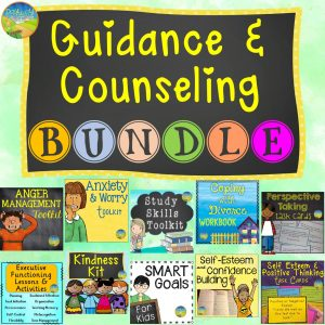 Guidance and Counseling Bundle