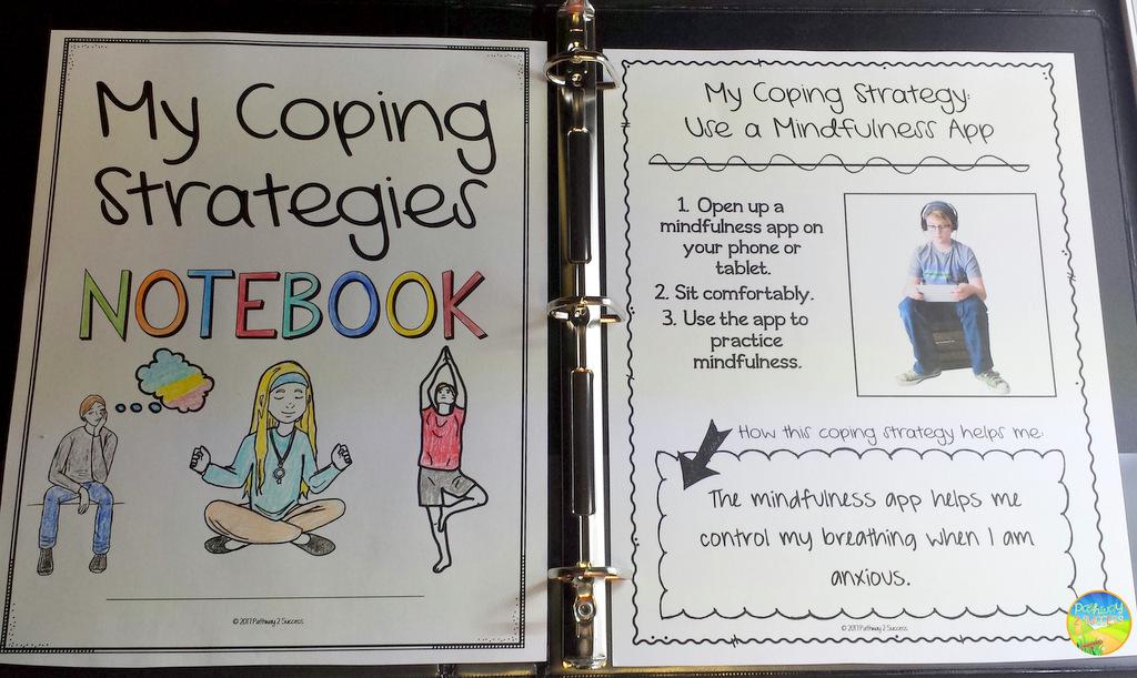 Coping Strategies Notebook