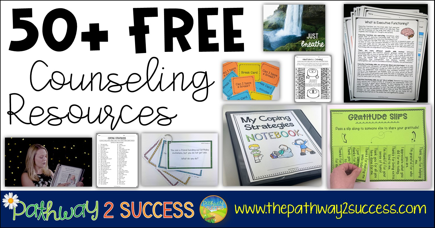 50 Free Counseling Resources
