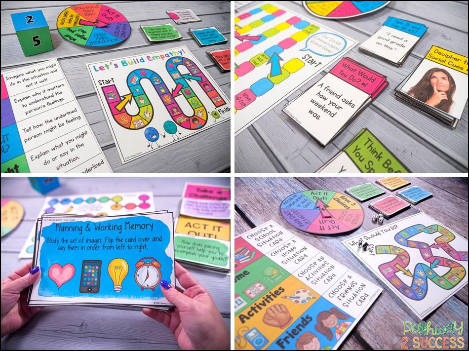 Social Emotional Learning Games