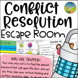 Conflict Resolution Escape Room