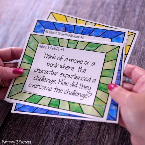 Encourage a Growth Mindset