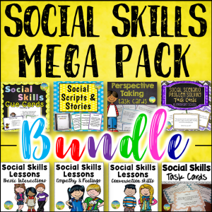 Use these strategies, activities, and ideas to help kids and young adults learn critical social skills in a meaningful way!