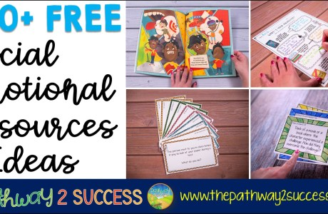100+ Free Social Emotional Learning Resources