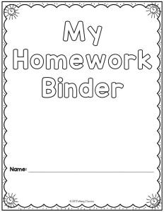 Free homework binder and more to help kids and young adults with social emotional learning skills. #sel #socialemotionallearning #pathway2success