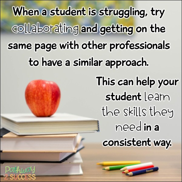 Strategies, activities, and coping skills to help kids and young adults with feelings of anxiety and worries in the classroom. Article includes worksheets, calm down tools, how to recognize signs, and other ideas for educators at school to support students with challenging feelings. #anxiety #pathway2success #socialemotionallearning