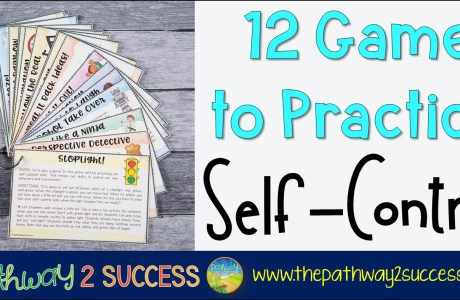 12 Games to Practice Self-Control