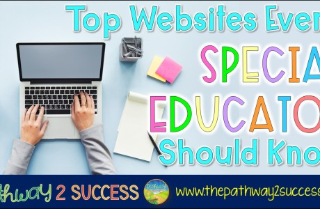Top Websites Every Special Educator Should Know