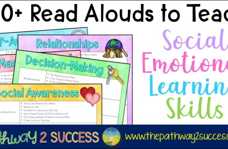 100+ Read Alouds to Teach Social Emotional Learning Skills