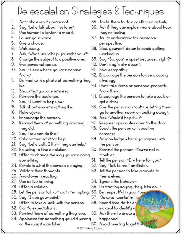 The ultimate list for strategies for oppositional defiant kids and young adults! Use these strategies, printables, and ideas to help students who struggle with behavioral challenges in the classroom. These are the students breaking rules, refusing to work, engaging in arguments, and struggling with social skills. Some might be diagnosed with ODD (oppositional defiant disorder) and others are not!  #pathway2success #oppositionaldefiant #odd