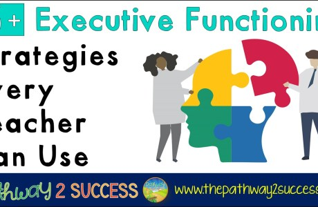 15+ Executive Functioning Strategies Every Teacher Can Use
