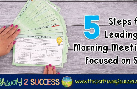 5 Steps for Leading a Morning Meeting Focused on SEL